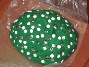 Giant Play Dough Blob