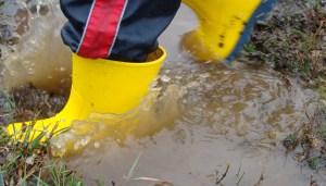 Mud. Need I say more?