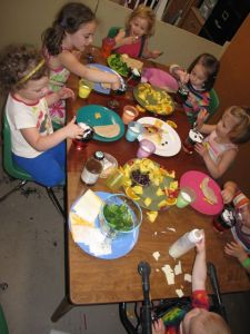 They Are What They Eat: What to Feed Hungry Children