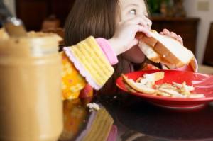 Toddler Meal Time Struggles